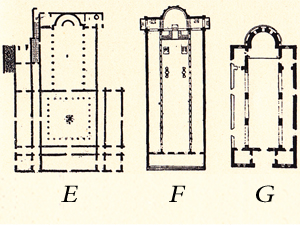 Early Churches plan view 2