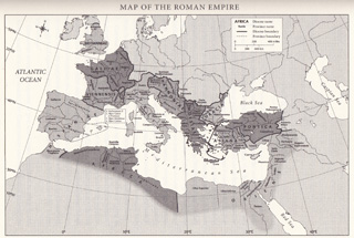 Roman Empire 312 AD