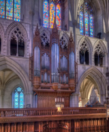 National Cathedral Organ