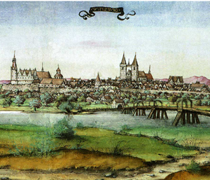 Wittenberg, Germany 1517