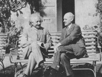 Eddington and Einstein