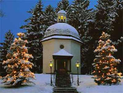 Silent Night - The Birth of a Christmas Carol
